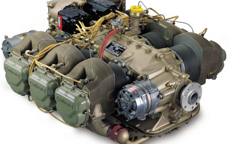 Parts for Engine continental 470R